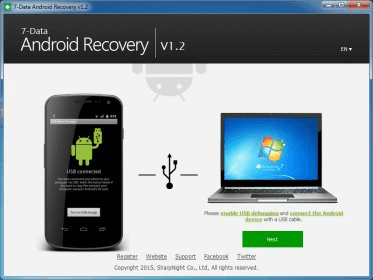 7-Data Android Recovery 1 2 Download (Free trial