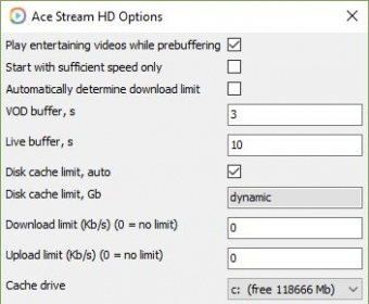 ACE Stream Media 2 0 Download (Free) - ace_player exe