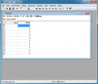 Modbus poll 3. 5 download mbpoll. Exe.