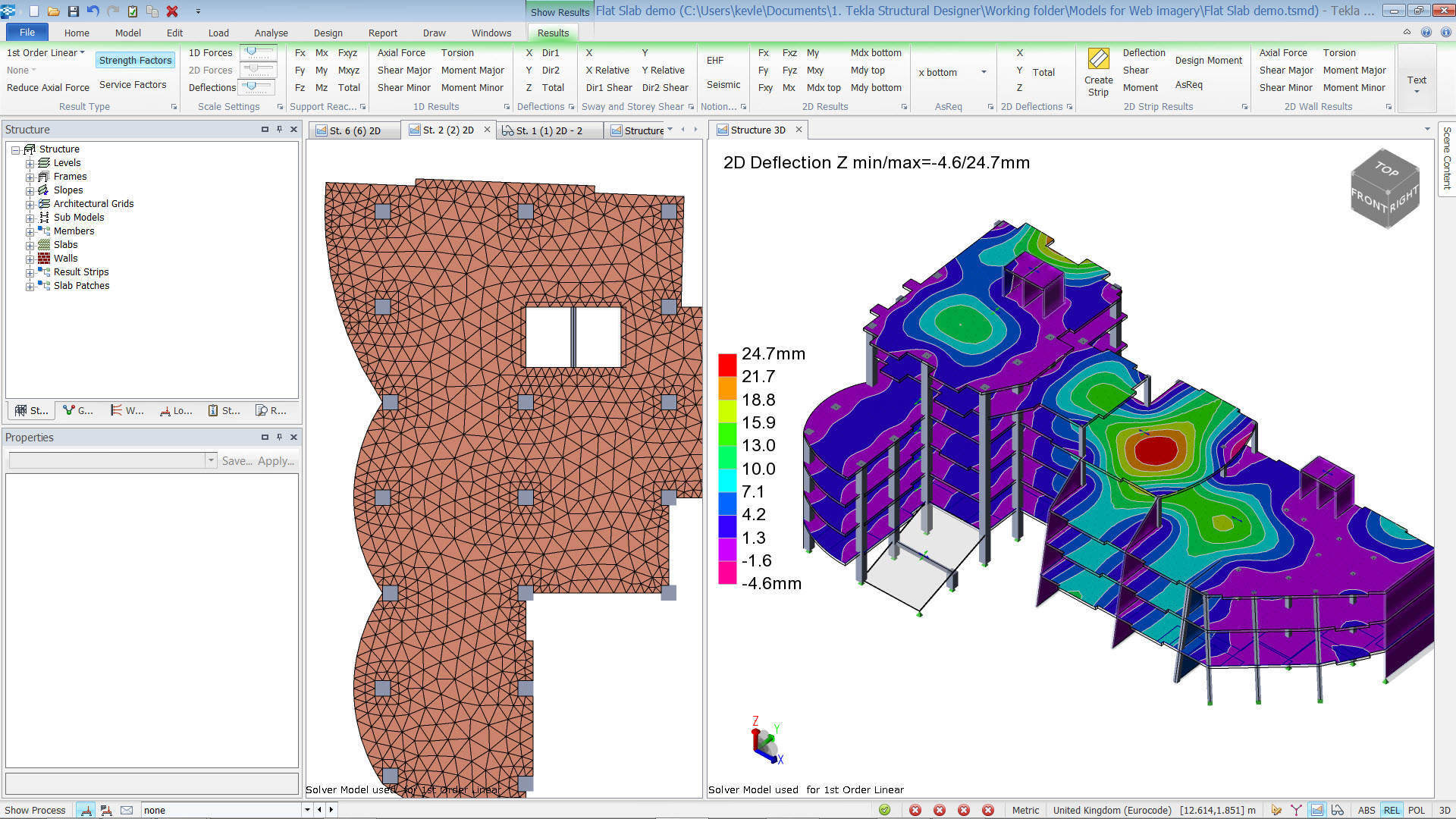 Tekla Structural Designer 2015 15 0 Download (Free trial) - TSD exe