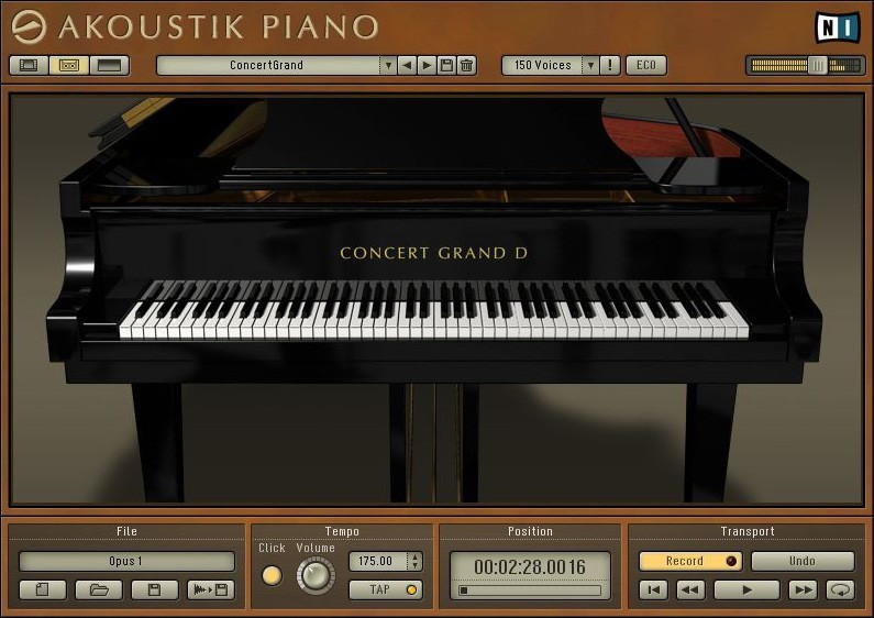 Akoustik Piano  Get the software safe and easy