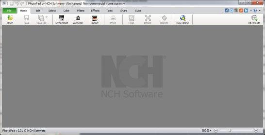 PhotoPad Image Editor Software Informer: version 0 0 information