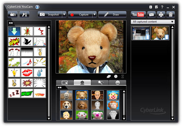 cyberlink youcam free software download for windows 7