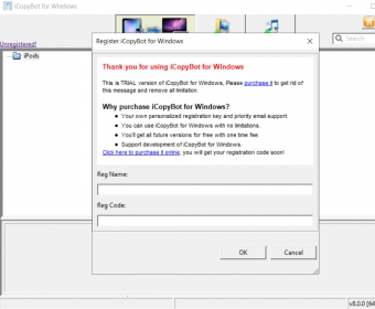 iBackupBot for iTunes 3 0 Download (Free trial) - iBackupBot exe