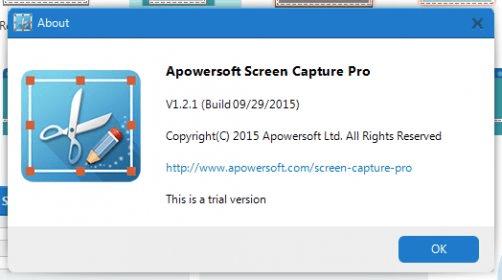 apowersoft screen capture pro 1.4.7.15
