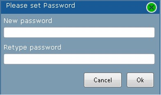 Set Password