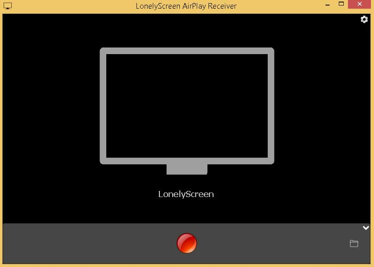 LonelyScreen 1 2 Download (Free) - LonelyScreen exe