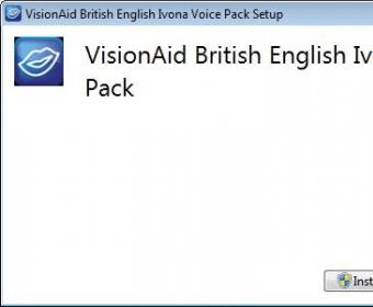 VisionAid British English Ivona Voice Pack Download Free Version