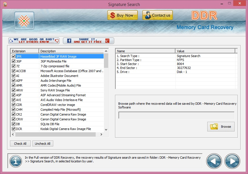 ddr digital camera recovery full version free download