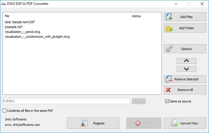 Load AutoCAD Files