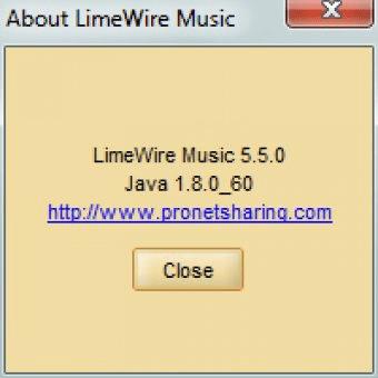 limewire 4.6