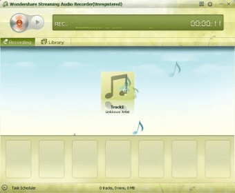 wondershare streaming audio recorder 2.0.0.21