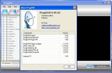 progdvb 7.7.3 gratuit