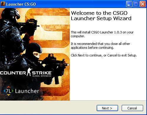 CSGO Launcher 1 0 Download (Free) - CSGO Launcher exe