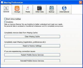 iMazing 1 3 Download (Free trial) - iMazing exe