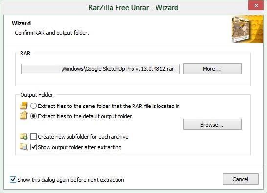 RarZilla Free Unrar Download - It can decompress RAR