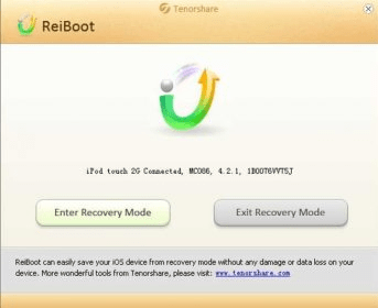 reiboot version 6.8.0.0