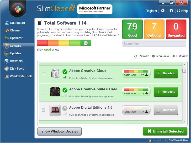 Software Tools Report