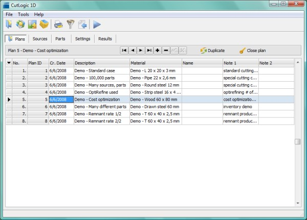 CutLogic 1D  Get the software safe and easy