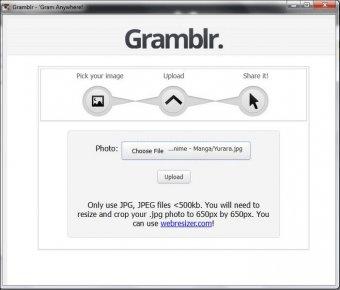 Gramblr 2 7 Download (Free) - gramblr 2 7 6 (x64) exe