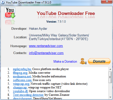 YouTube Downloader Free 5 5 Download (Free)