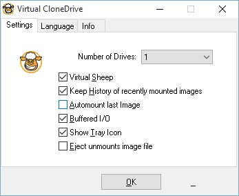 Virtual clone drive cant open vcd