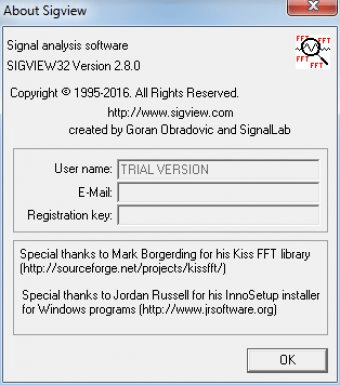Sigview 1 9 Download - sigview exe