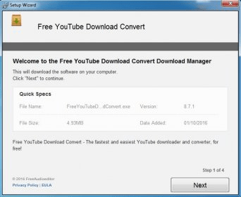 Free YouTube Download Convert 8 6 Download (Free)