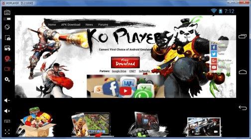 KOPLAYER 1 4 Download (Free) - Koplayer exe