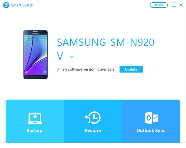 Smart Switch by Samsung 4 0 Download (Free) - ShowSW exe