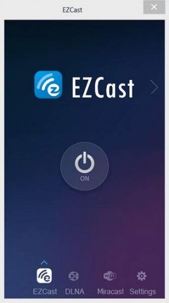 ezCast 1 5 Download (Free) - EZCast exe