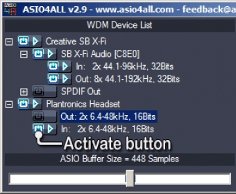 asio4all 2.9 gratuit