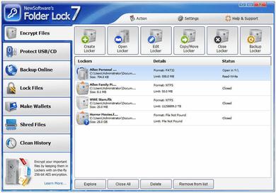 folder lock free download full version