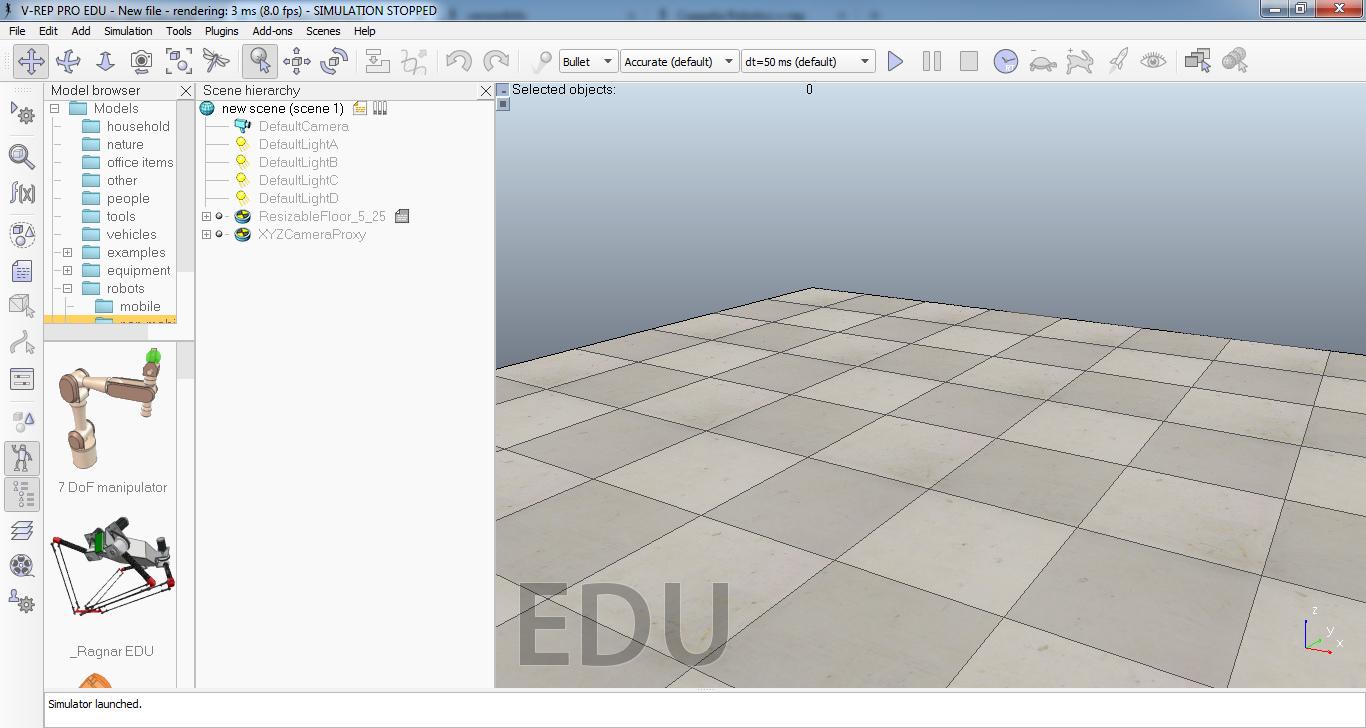 V-REP PRO EDU 3 2 Download (Free) - vrep exe