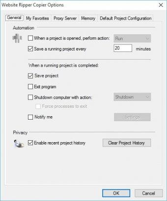 Website Ripper Copier - Software Informer  Download websites