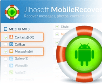Jihosoft Android Phone Recovery 8 2 Download Free Trial