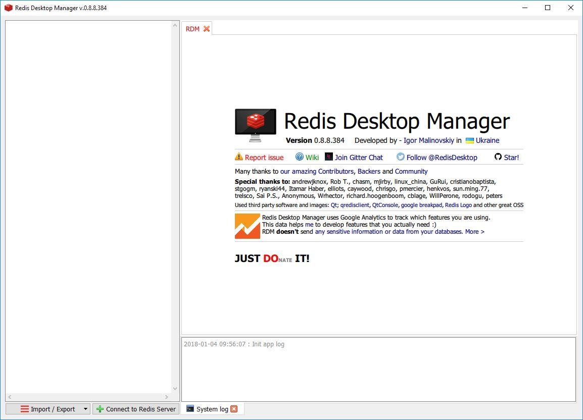 Redis Desktop Manager 0 7 Download (Free) - rdm exe