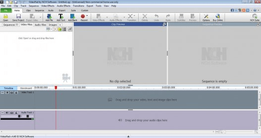 nch videopad video editor masters edition