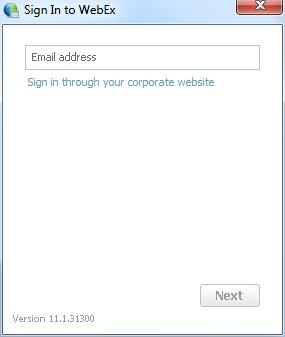 WebEx Productivity Tools  Get the software safe and easy