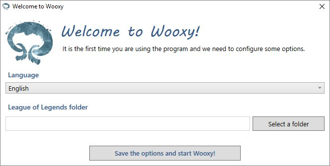 Wooxy Download - Install any LoL skin, including those you have