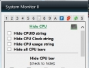 Hide CPU Options
