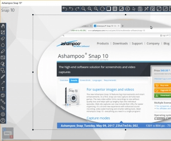 ashampoo screen capture free download