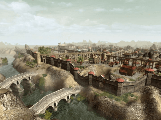 Classical Roman city