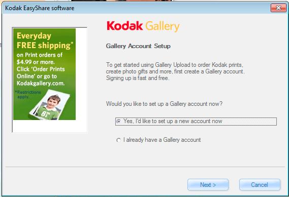 Kodak EasyShare 8 3 Download (Free) - EasyShare exe