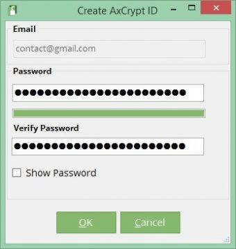 axcrypt version 1.7