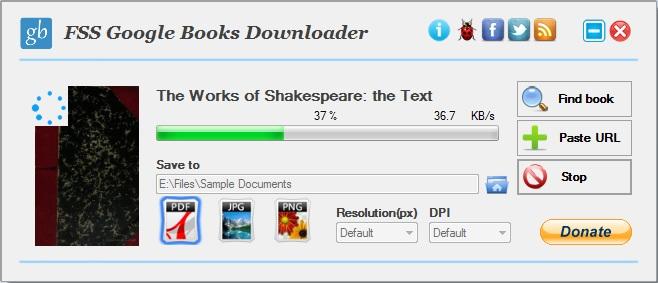Download in Progress
