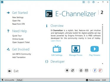 E-Channelizer 3.0 Download (Free) - E-Channelizer.exe