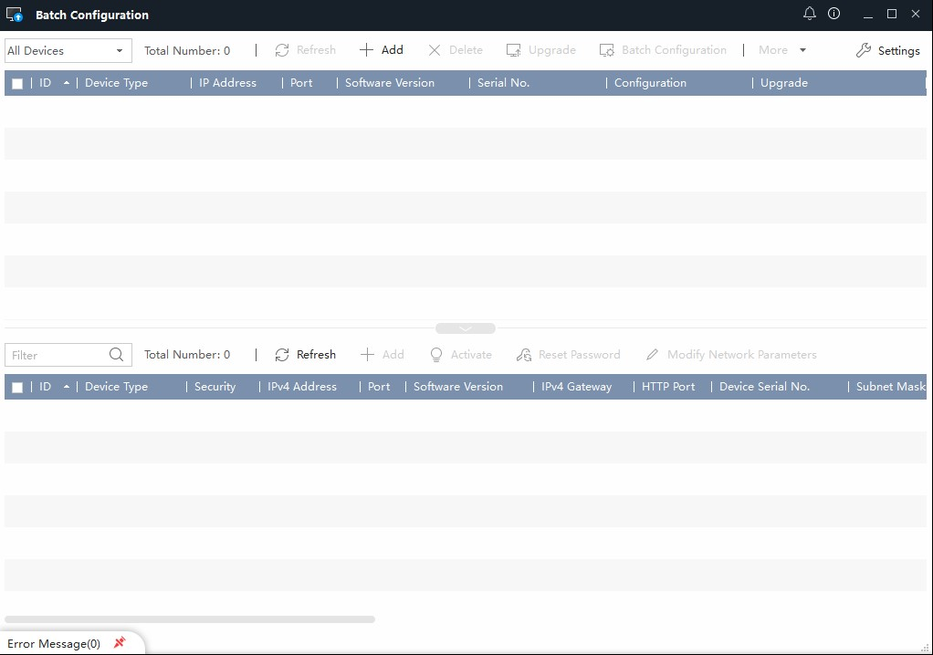 BatchConfigTool 2 0 Download (Free) - BatchConfigTool exe