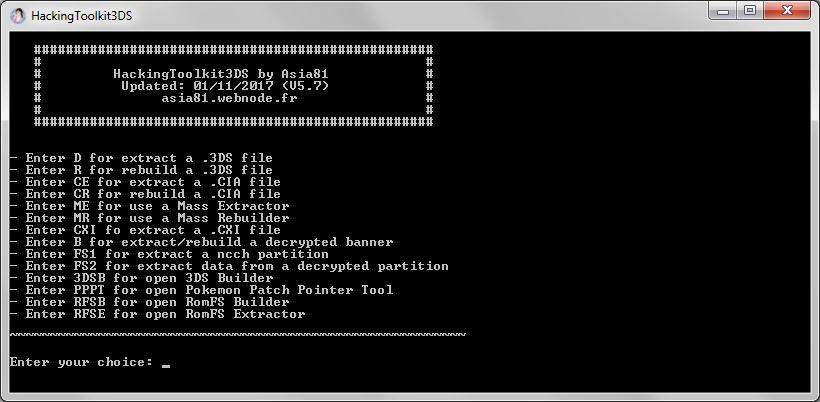 HackingToolkit3DS 5 7 Download (Free)