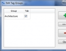 Tag Group Editor